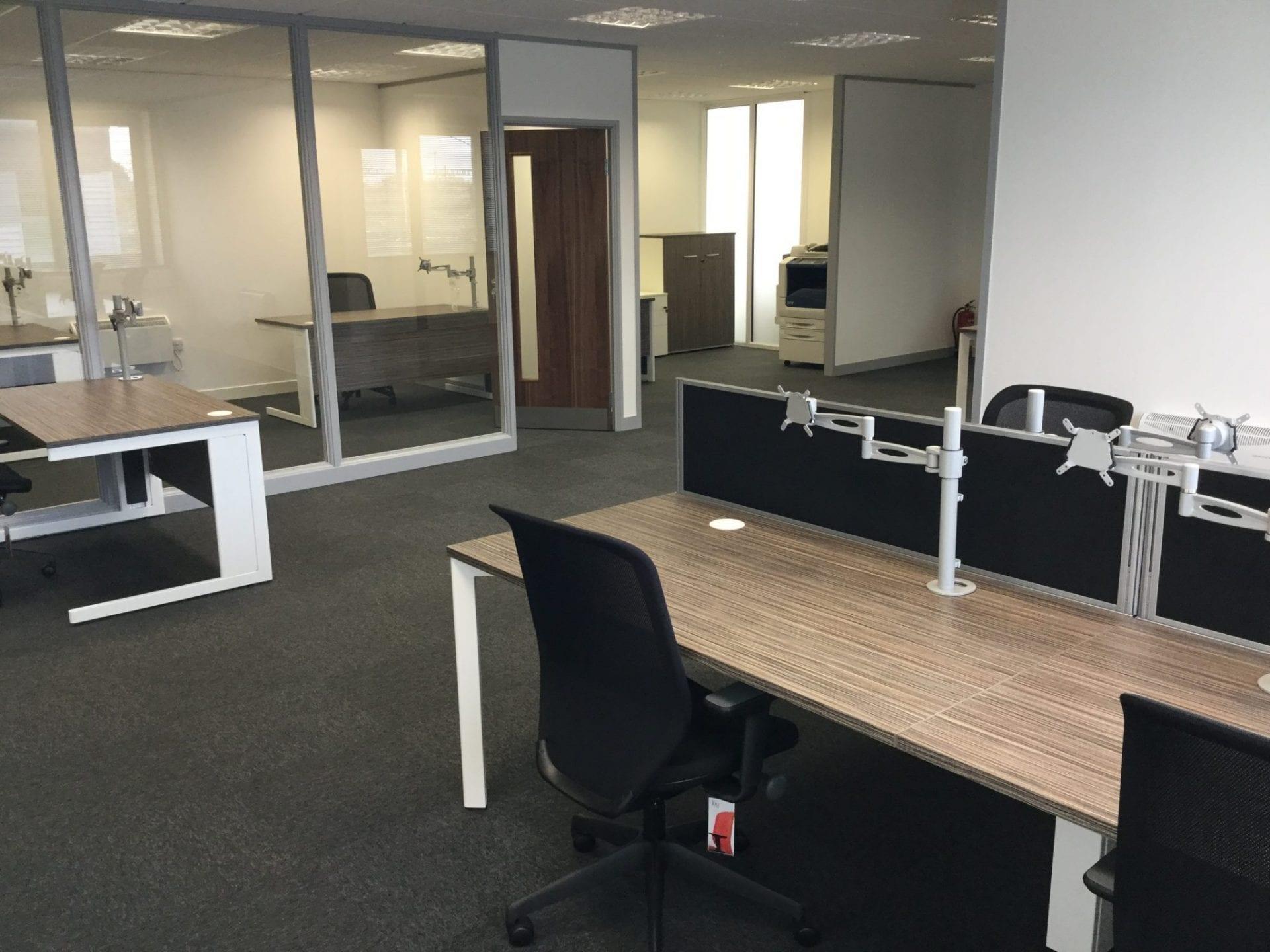 Office furniture uxbridge - Smartening Up At Smart Cells