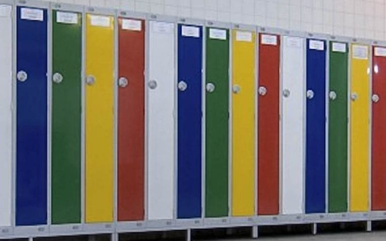 educational furniture Lockers