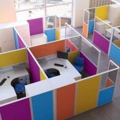 office planning desks