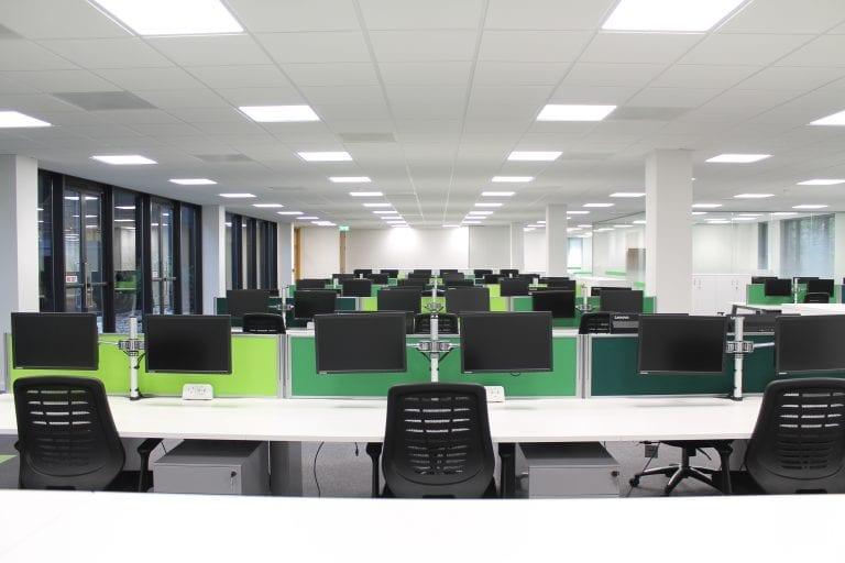 Office Interior Europcar