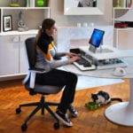 desk person