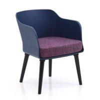 TYL1-3 office chair purple