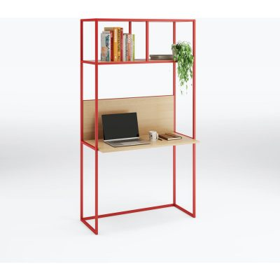 outline desk shelving sl l